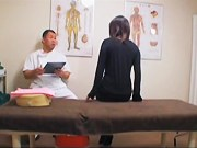 Common and dirty hardcore massage on hidden cam